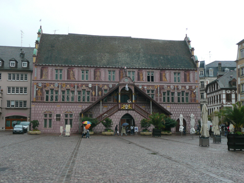 Mulhouse Town Hall