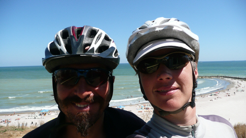 We've ridden from the Atlantic to the Black Sea!